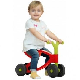Big odrážadlo - bicykel Flippi červený