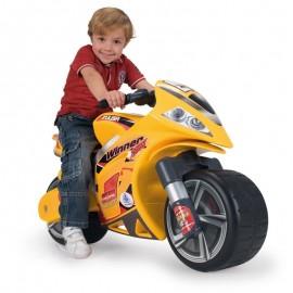 Odrážadlo motorka Injusa Winner žltá
