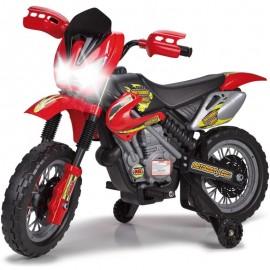 Feber elektrická motorka 6V Motorbike Cross 400f