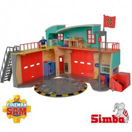 Simba požiarna stanica Požiarnik Sam