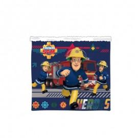 Setino zimný nákrčník Požiarnik Sam