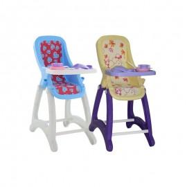 Wader jedálenská stolička s príslušenstvom