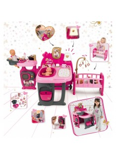Smoby Baby Nurse Doll´s Play Center