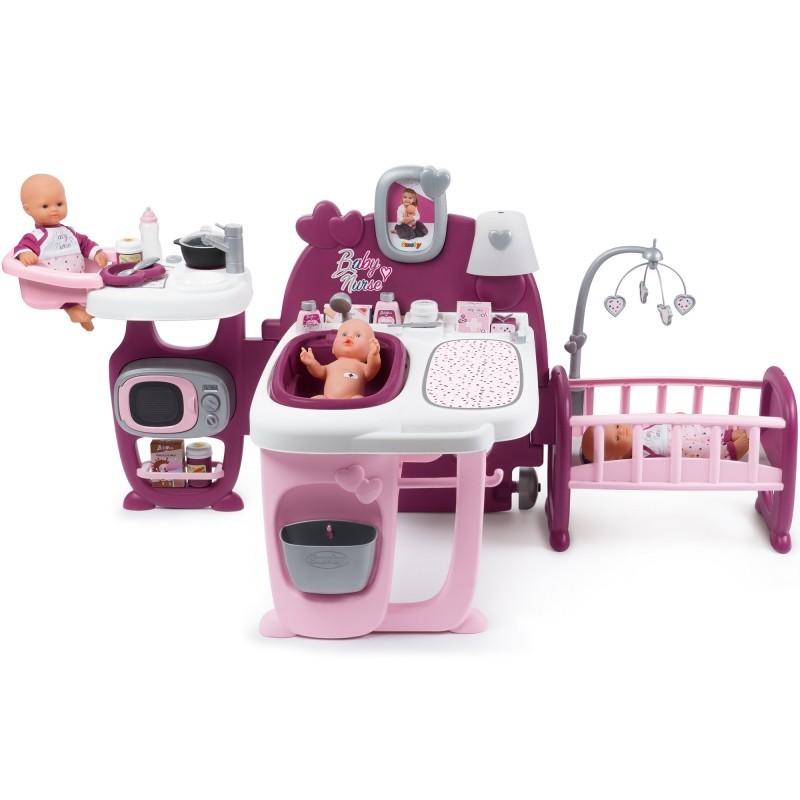 Smoby Baby Nurse Doll´s Play Center 2019