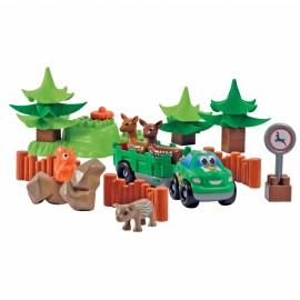 Ecoiffier lesná chata
