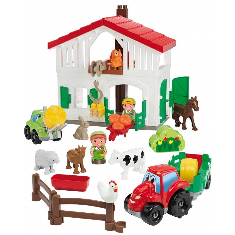 Ecoiffier Abrick Farma