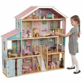 Domček pre bábiky KidKraft Garden View