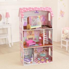 Kidkraft drevený domček pre bábiky Penelope
