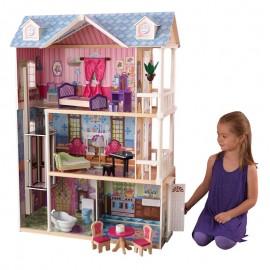 Kidkraft drevený domček pre bábiky My Dreamy Beuty