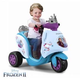Feber elektrická motorka Disney Frozen 6V