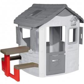 Smoby piknikový stolček s lavičkami pre domček Jura