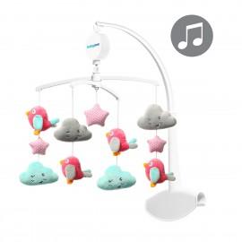 Kolotoč s melódiou Baby Ono Clouds  & Birds 626