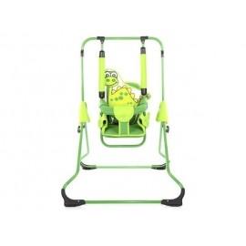 Detská hojdačka Animals Tako zelený Dino