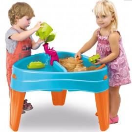 Feber pieskovisko vodný stôl Play Island 2v1