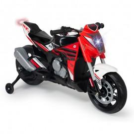 Injusa elektrická motorka Hondava 12V s MP3 a svetlom