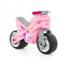 Wader QT odrážadlo motorka MX ružová