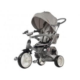 Sun Baby trojkolka T500 sivá