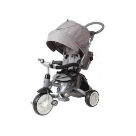 Sun Baby trojkolka T500 sivá melanž
