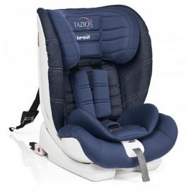 BREVI TAZIO TT Detská autosedačka s isofixom 002, Modrá Jeans
