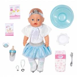 Baby Born interaktívna bábika Soft Touch Ballerina Girl 43 cm
