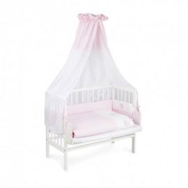 7-dielna posteľná súprava Klups Piccolo ružová