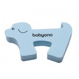 Blokáda dverí Baby Ono 958 - psík modrý