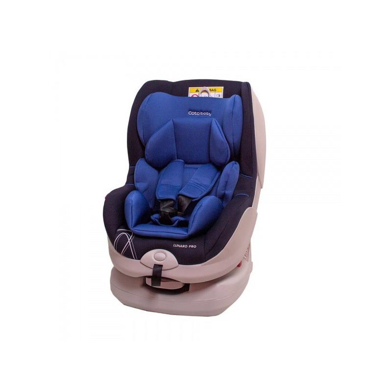 Coto baby Autosedačka Lunaro PRO 0 -18 kg - modrá