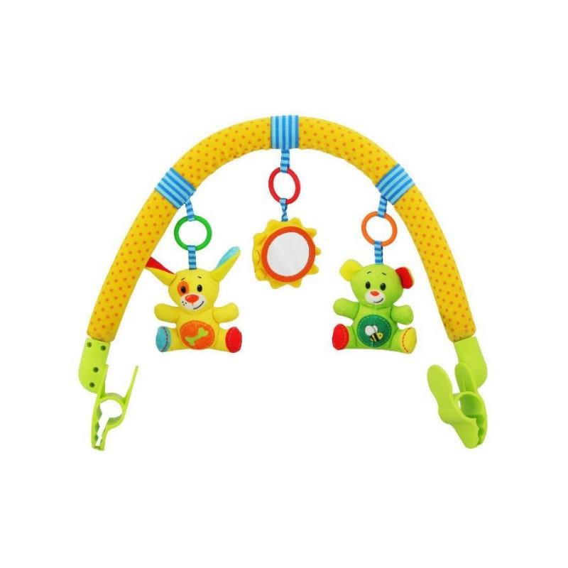 Hračka na kočík Baby Mix slniečko