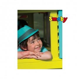 SMOBY 310064 domček Pretty blue