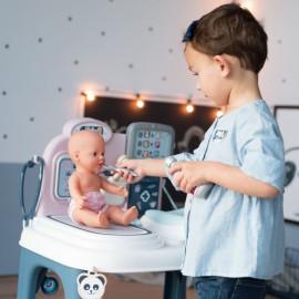 Smoby elektronické zdravotnícke centrum pre bábiky Baby Care