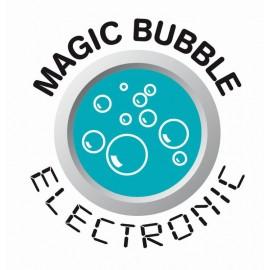 Smoby Kuchynka SuperChef MiniTefal De Luxe Magic Bubble červená