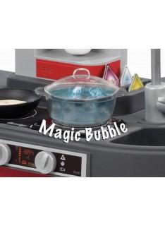 Kuchynka Smoby Tefal Studio XXL Bubble červená