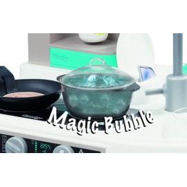 Kuchynka Smoby MiniTefal Magic Bubble modro-šedá