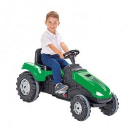 WOOPIE traktor na pedále Mega zelený