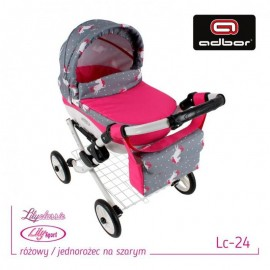Kočík pre bábiky Adbor Lily L24
