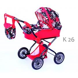 Kočík pre bábiky Kasia 2020