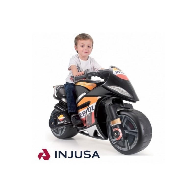 Elektrická motorka Injusa Respol 6V