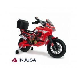 Elektrická motorka Injusa Honda 6V