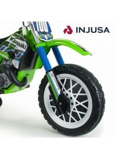 Elektrická motorka Injusa Kawasaki Cross 6V