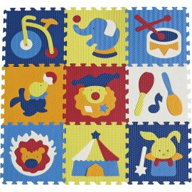 Penové puzzle Cirkus