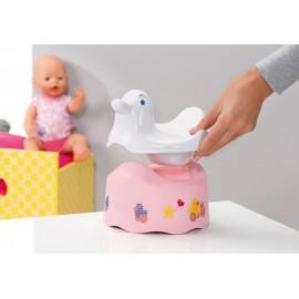 Nočník Baby Born so zvukom