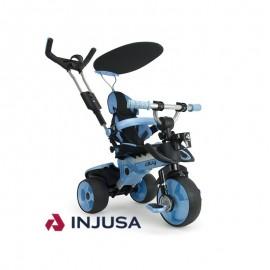 Trojkolka Injusa City Trike 3v1 modrá