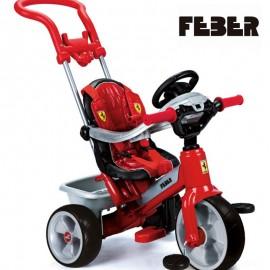 Trojkolka Feber Ferrari