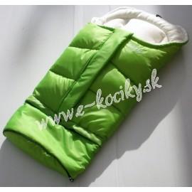 Nestor Fusak Combi Frost 3v1 zelená