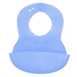 Podbradník silikónový BABY ONO - modrý 835