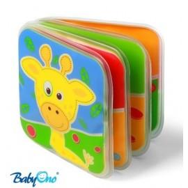 Mäkká knižka Baby Ono - MINI ZOO