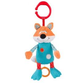 Závesná plyšová hračka Baby Ono - Lišiak Frank 1603