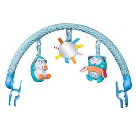 Oblúk s hračkami BABY ONO Charlie a Hannah 1607