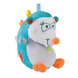Edukačná hračka Baby Ono - hrkálka - Ježko Charlie 1601