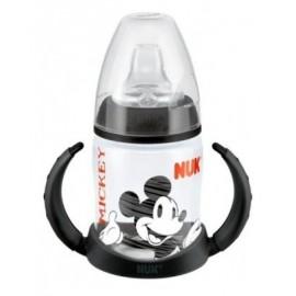 Darčekový set NUK Disney Mickey čierny